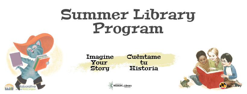 Summer LIbrary Program Boilerplate